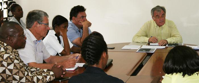 FAPF realiza primeiro Conselho de Faculdade
