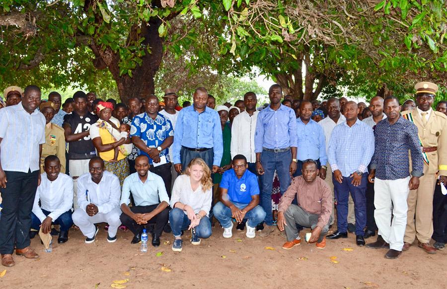 CESAP realiza primeira audiência pública para elaboração do plano de uso de terra de Nampula