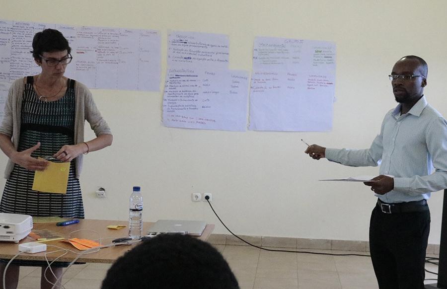 CESAP realiza 2° Workshop sobre Estratégia de Desenvolvimento Espacial de Marratane