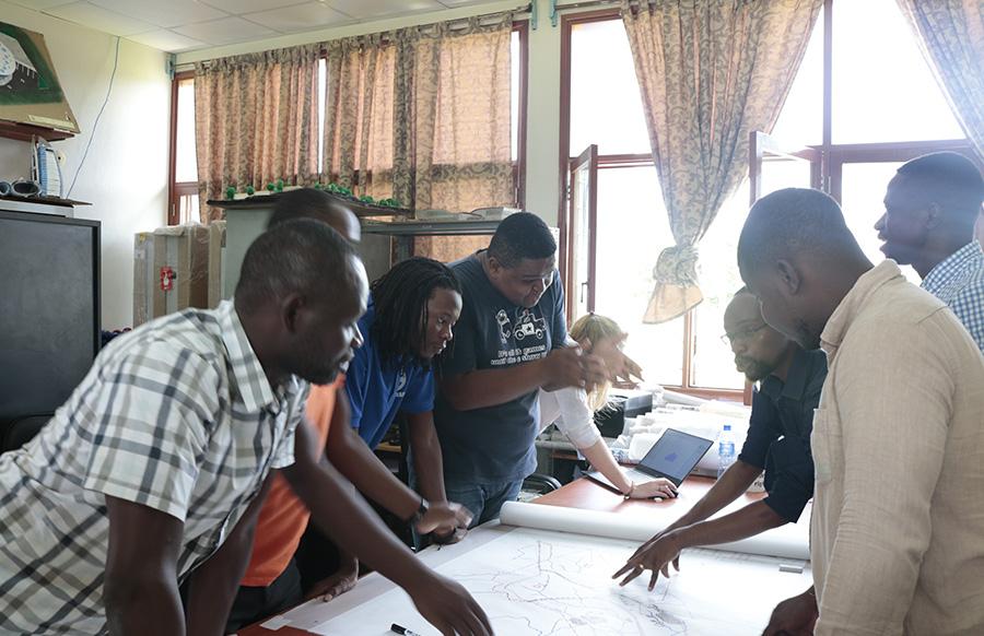 CESAP na fase de elaboração do Plano Distrital da Cidade de Nampula