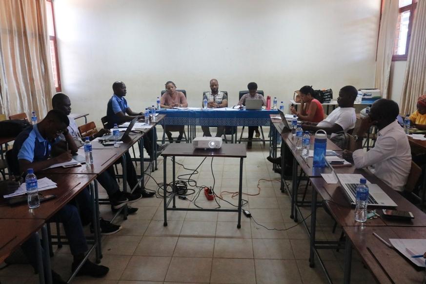 FAPF a sua IV Sessão Ordinária do Conselho Pedagógico