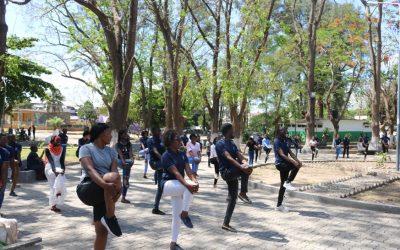 Estudantes da FAPF celebram o dia do Urbanismo