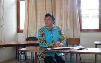 Kurita Hideyuki fala sobre Desenvolvimento e Cultura Social do Japão