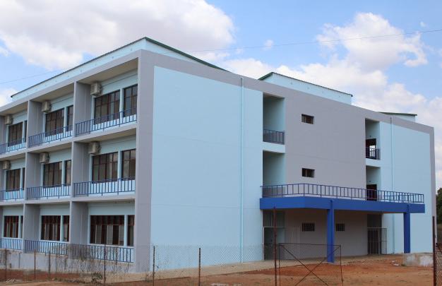 FAPF conta com novas salas de aulas